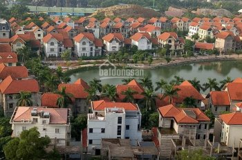 Bán biệt thự song lập DT 210m2, khu đô thị thiên đường Bảo Sơn vị trí đẹp, giá 8.5 tỷ cả nhà và đất