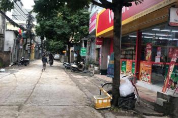 Bán nhà C4 mặt kinh doanh tại Cửu Việt 2, Trâu Quỳ, Gia Lâm, DT 56.5m2 giá 3,8 tỷ. LH 0983253436