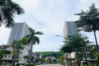 GĐ bán căn chung cư mã 04 có 2PN - 2VS tòa A Green Bay Garden HaLong. LH0916913916