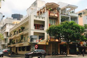 Bán nhà mặt tiền đường Bến Vân Đồn, P. 2, Q. 4, DT: 4x22m nở hậu 4.8m, gần Nguyễn khoái