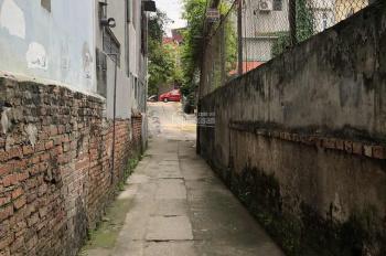 Bán đất SĐCC tại ngõ 612 Hoàng Hoa Thám, Ba Đình, Hà nội. LH xem đất: 0988.15.45.85
