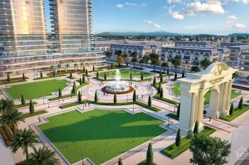 Bán đất nền Shophouse nhà 3 tầng mặt tiền đường Trường Chinh, Kontum, FLC Legacy chỉ 13 triệu/m2