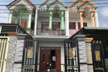 Bán nhà 1 lầu 1 trệt gần chợ Tân Long, đường Nguyễn Thị Chạy, Bình Dương. Liên hệ: 0919436736