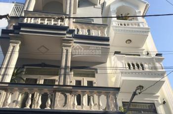 Bán nhà 1 trệt 3 lầu 4x15m giá 3.95tỷ (TL),  đường Tân Chánh Hiệp 10, P. TCH, Q12. LH: 093380547