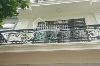 Cho thuê nhà Chùa Láng, Láng Thượng, Đống Đa 48m2 x 5T giá 16tr/th ngõ ô tô tránh (bán cà phê)
