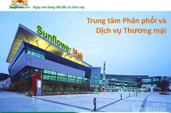 Kẹt tiền bán lỗ nền đất Sunflower City - Nhơn Trạch 7m x 23m, 740 triệu đã đóng thuế GTGT