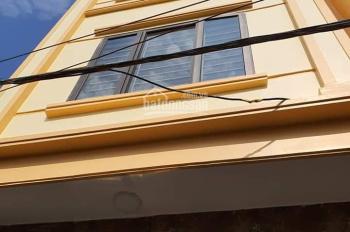 Bán nhà xây mới gần bể bơi Kiến Hưng - Mậu lương hoàn thiện 4 tầng full nội thất giá 2.1 tỷ*36m2