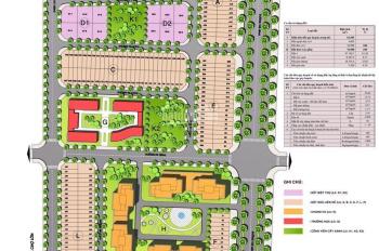 0901755501 Triều - Bán gấp lô đất nền biệt thự ADC, mặt tiền 12m hướng Bắc, giá bán: 50tr/m2