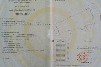 Đất chính chủ mt rạch 1 sẹc đường Bình Mỹ, 5650m2, SHR, giá chỉ 2.19 tr/m2