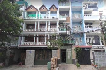 Cho thuê nhà mới tuyệt đẹp full nội thất 3 lầu MT đường Số 44 khu Bình Phú Q. 6