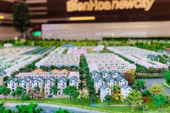 BIÊN HÒA NEW CITY - MỘT SUẤT NỘI BỘ 1,25 tỷ / nền