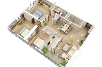 Bán suất ngoại giao căn 3PN ,109m2 Chung cư BID RESIDENCE Văn Khê, giá 24 tr/m2, ck ngay 400tr.