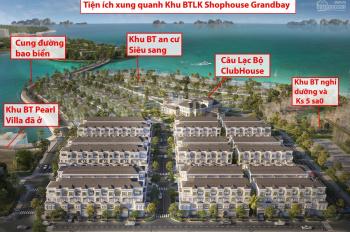 """Bán căn biệt thự """"Suất ngoại giao"""" Dự án Grand Bay Hạ Long - Chỉ 100m ra tới biển"""