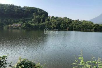 Chính chủ cần bán siêu phẩm mặt hồ đẹp nhất huyện Ba Vì Hà Nội chỉ 16 tỷ