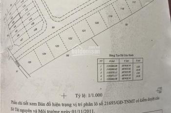 Bán đất đường Số 4 gần chợ Bình Khánh cầu Thủ Thiêm nền A3 (101m2), 190 triệu/m2 chính chủ