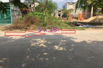Bán đất 1,2 tỷ mặt tiền Quốc Lộ 13 gần ngã tư Sở Sao, Tân Định sát KDL Đại Nam diện tích 90m2