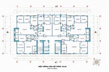 Bán căn hộ Licogi 13 giá hợp lý 24tr/m2 ưu đãi lớn