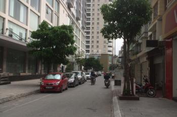 Cho thuê liền kề, shophouse C37 Bộ Công An, 80m2 x 5 Đường Lê Văn Lương 20 tr/tháng
