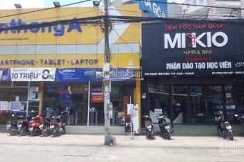 Cần bán nhà 3MT kinh doanh đường Phan Văn Trị, kế Lê Đức Thọ, 6x12.8m, 4 lầu giá chỉ: 13,8 tỷ