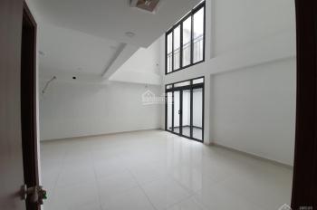 Căn hộ trống 40m2 trong tòa nhà mới xây, có hầm giữ xe, bảo vệ 24/24, giờ tự do LH: 0906972055