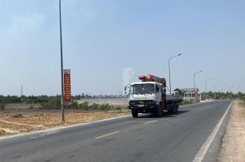 Đất mặt tiền đường chính Phạm Thái Bường lộ giới 60m diện tích nhỏ quy hoạch an toàn