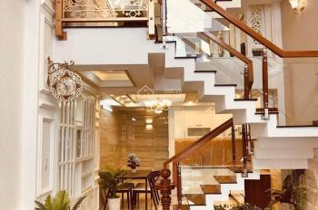 Bán nhà HXH 8m đường Trần Hưng Đạo phường Cầu Kho quận 1, trệt 4L, giá 7.5 tỷ, kinh doanh tốt