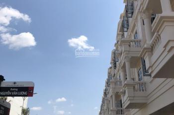 Cho thuê nhà mặt tiền đường 30m KDC Cityland Park Hills, P10, Gò Vấp, hướng Đông, giá 55tr/tháng