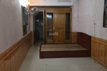 Cho thuê nhà tập thể tầng 1 khu Tân Mai Hoàng Mai Hn 60m2 điều hòa, nóng lạnh,tủ lạnh 4,2tr/ thang