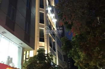 Cần tiền bán gấp, vị trí hiếm, nhà mặt phố Vũ Tông Phan, 216m2x9tầng, MT7m giá 39,5tỷ, 085.326.6688