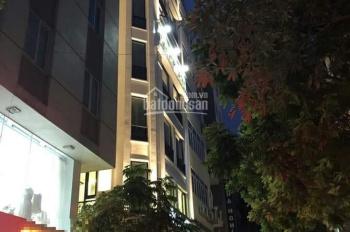 Cần tiền bán gấp, vị trí hiếm, nhà mặt phố Vũ Tông Phan, 120m2x9tầng, MT8m giá 28.5tỷ, 085.326.6688