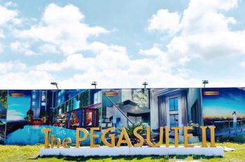 Duy nhất 1 căn The Pegasuite 2 giá tốt mùa dịch Covid chỉ 1.770tỷ, dt 52m2 view hồ bơi tầng trung