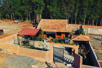 Đất thổ vườn thích hợp xây nhà nghỉ dưỡng ngoại ô, tiện ích cách 300m có đủ tại Trảng Bom, Đồng Nai