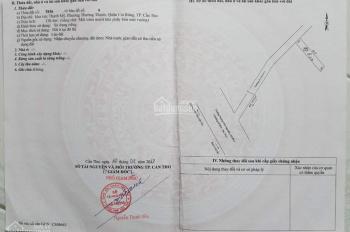 Gia đình cần bán nền nhánh Trương Vĩnh Nguyên