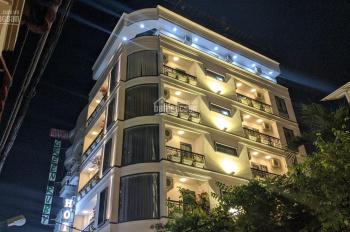 Bán KHÁCH SẠN đường Cửu Long, P2, Tân Bình (10x16m), Hầm 8 Lầu, 26 phòng, Giá chỉ 36 Tỷ