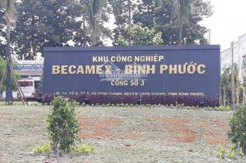 Đất vàng tái định cư KCN Becamex Chơn Thành lớn nhất nước 150m2, 650 triệu full thổ cư