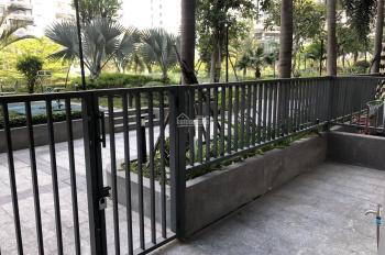 Cho thuê căn hộ sân vườn New City, đầy đủ nội thất 80m2 + 16m2 sân vườn, giá 18tr/tháng