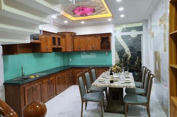 Bán nhà đường An Dương Vương, Bình Tân DT 4mx14m (Giá 6,9 tỷ) 0908982299