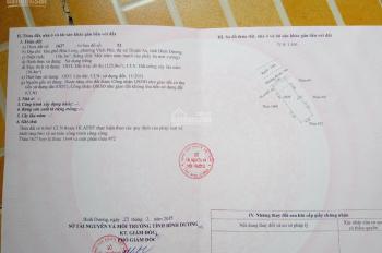 Bán lô đất phường Vĩnh Phú, Thuận An, Bình Dương (chủ bán)