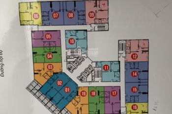 Chính chủ cần bán 3 suất ngoại giao căn thương mại tòa Park 4 diện tích 69m2. LH: 0828915555