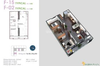 Chính chủ cần bán căn 2PN, dự án An Bình Plaza 97 Trần Bình - giá hợp đồng liên hệ: 0965 112 171