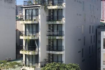 Bán gấp tòa nhà mặt phố Trần Thái Tông - Dịch Vọng, Cầu Giấy. Lô góc 300m2, cho thuê 400tr/tháng