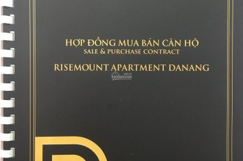 Chuyển nhượng căn 7.03 Risemount Apartment Đà Nẵng giá chỉ 3,45 tỷ, LH Mr Phụng 0984762542