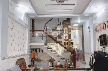 Bán nhà 2 lầu mới đẹp mặt tiền đường Xuân Thuỷ, KDC Hồng Phát