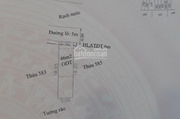 Bán đất Vĩnh Phú giá 2 tỷ 50 triệu