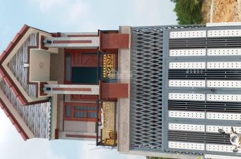 Bán nhà 1 lầu 1 trệt mới xây song gần vòng xoay an phú