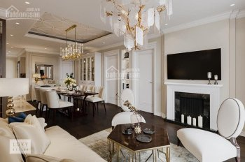 Cho thuê căn hộ Vinhomes Ba Son 90m2 có 2PN nội thất Châu Âu view sông mới 100%, call 0977771919