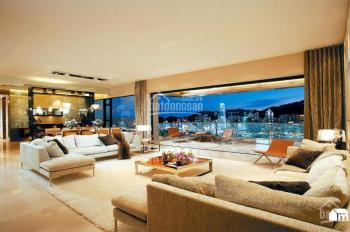 Thuê ngay Vinhomes Tân Cảng Penthouse 230m2 full nội thất chỉ 70 triệu/th, bao phí thuế 0977771919