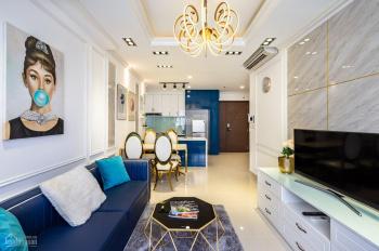 Căn hộ River Gate Bến Vân Đồn Quận 4 2 phòng ngủ full nội thất giá chỉ 19tr/tháng LH 0908268880