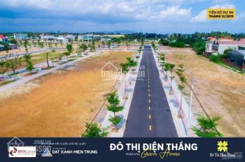 Sở hữu ngay đất nền KDT Green Home ngay sát QL1A, gần trạm thu phí Đà Nẵng - Quảng Nam