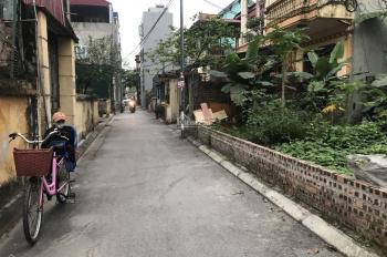 Giá 36tr/m2, chính chủ cần bán 87m2, tổ 5, Giang Biên, Long Biên, mặt tiền 4m, ô tô vào nhà